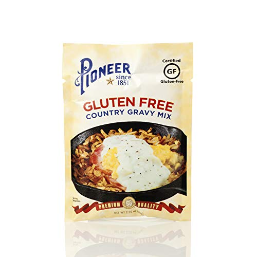 Pioneer Gluten Free Country Gravy, 2.75 Ounce (Pack of 12)