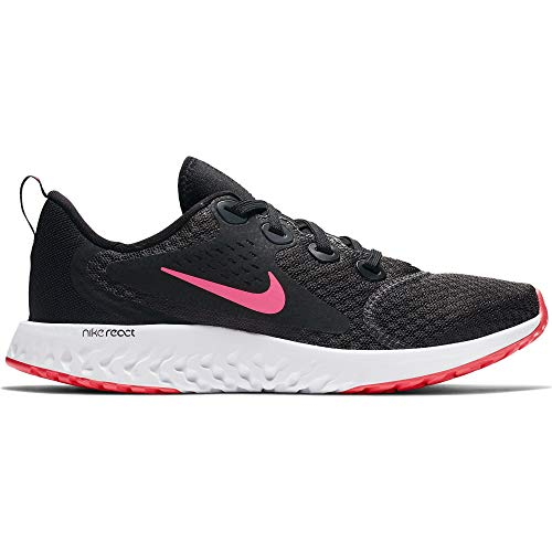 Basse black racer Multicolore gs Donna 001 white Legend Ginnastica React Scarpe Nike Da anthracite Pink ZYCYxw