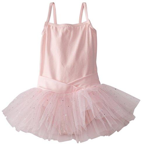 Capezio Little Girls' Camisole Tutu Dress,Pink,T (2-4)