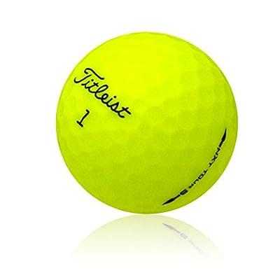 Titleist NXT Tour S Yellow AAAAA Pre-Owned Golf Balls