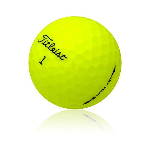 Price comparison product image Titleist NXT Tour S Yellow AAAAA Pre-Owned Golf Balls