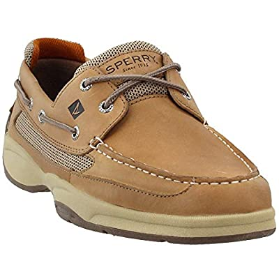 SPERRY Mens Lanyard 2-Eye Casual Boat Shoes