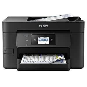 Epson Workforce Pro WF-3720DWF Inyección de Tinta 33 ppm 4800 x 2400 dpi A4 WiFi - Impresora multifunción (Inyección de Tinta, Impresión a Color, 4800 ...