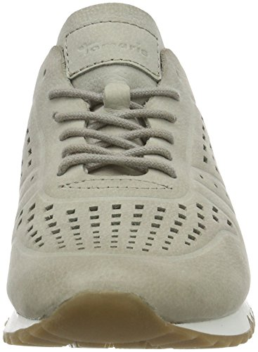 227 Gris Femme Cloud 23632 Tamaris Sneakers Gris EU 36 Basses wPq4UIxSz