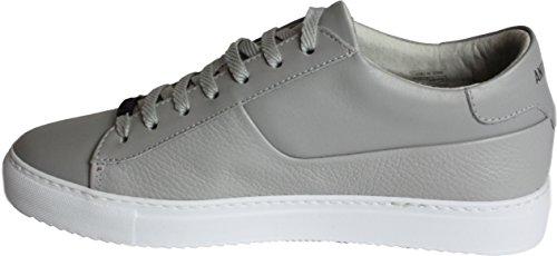 Antony Morato Herren Sneaker Grau Grau