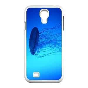 Jellyfish Custom Case for SamSung Galaxy S4 I9500, Personalized Jellyfish Case