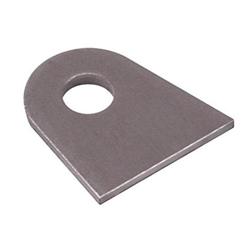 Weld-On Chassis Tabs, 1-3/4 Inch with 1/2 Inch Hole Speedway Motors