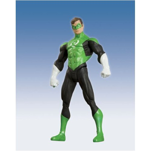 Superman/ Batman Series 6 Green Lantern Action Figure