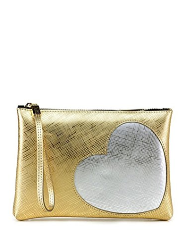 GUM POCHETTE NUMBERS 4051 GLOSSY HEART GOLD MIS.S