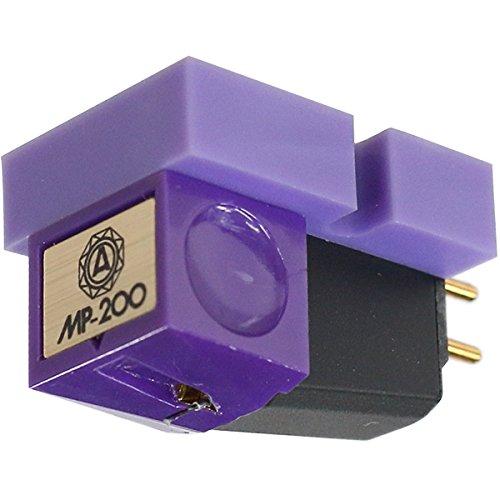 Nagaoka MP-200 DJ Turntable Stereo Cartridge Elliptocal Diamond Stylus