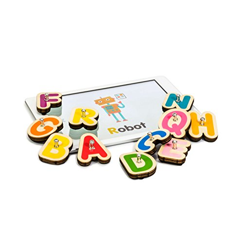 Phonics Letters Smart (Marbotic Smart Letters - Interactive alphabet toys for tablet)