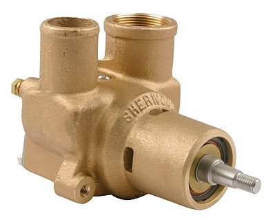 Sea water pump Cat 3208, 1-1/2x1-3/4 by Sherwood