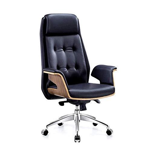 MMPY Altamente elastico Almohadilla de Espuma, Apoyabrazos sofa Suave, Silla de Oficina ergonomica del Respaldo extendido, Respaldo, los Trabajadores adecuados o de Oficina