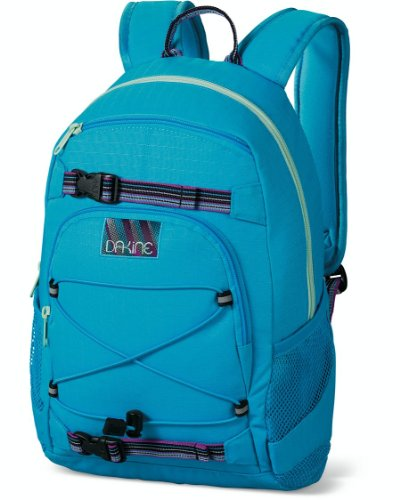 Dakine Girls Backpack (Dakine Girl's Grom Backpack, Azure, 13L)