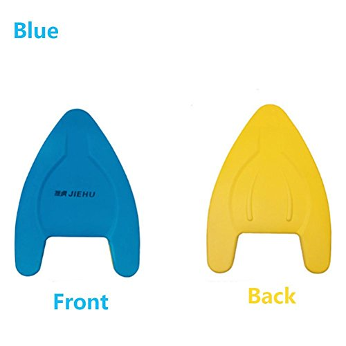 Price comparison product image Besde swimming float toys Pool Beach Kickboard Safe Training Tool For Kids Adults (B,  Blue)