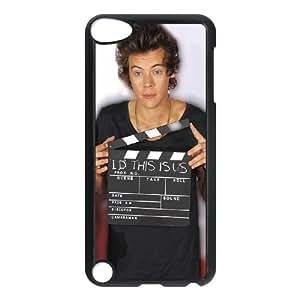 1D-Louis-Tomlinson iPod Touch 5 Case Black