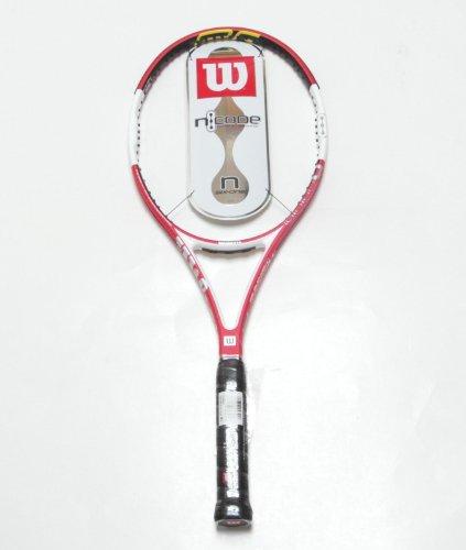 Wilson nCode Six-One 95 Tennis Racquet 4 5/8 18 x 20