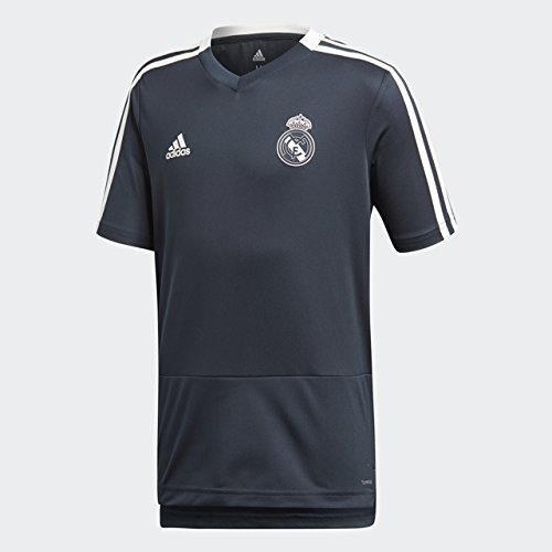 - World Cup Soccer Youth Real Madrid Training Jersey, Small, Tech Onix