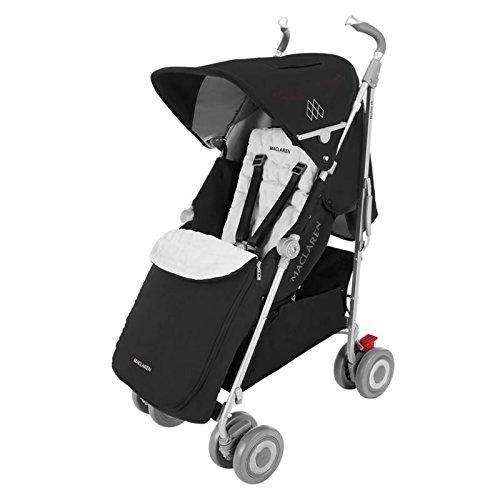 Maclaren Techno XLR Stroller, Black/Silver by Maclaren (Image #8)