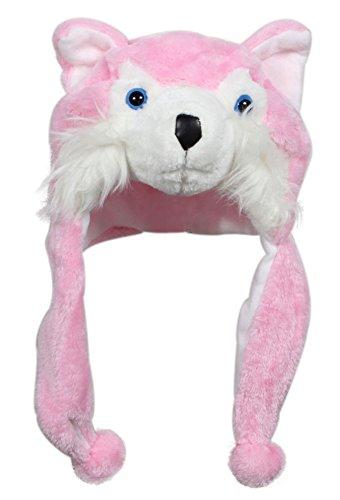 Bioterti Plush Fun Animal Hats -One Size