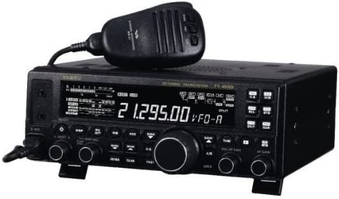 YAESU FT-450D Transceptor multibanda HF + 50 Mhz con acoplador automat