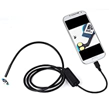 NEW 5.5mm Android Endoscope IP67 Waterproof USB Inspection Snake Tube Camera 10M Cable for Samsung Galaxy S5/S6/Note 2 3 4 5