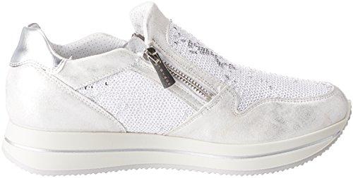 Dku Bianco para IGI 11 Zapatillas amp;Co Mujer 11541 Blanco Oqcw76x