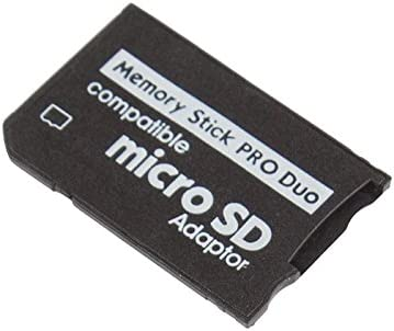 calistouk Memory Stick MS Pro Duo Compatible con tarjetas ...