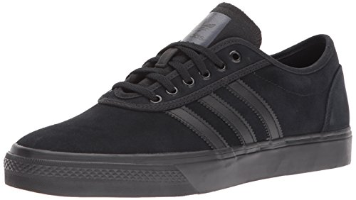 adidas Originals Men's adi-Ease Skate Shoe, Black, 9.5 M US