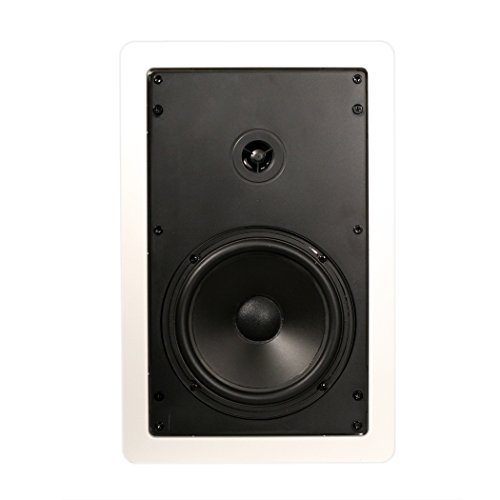 Klipsch R-1650-W In-Wall Speaker - White (Each) by Klipsch