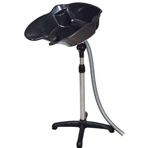 hot sale 2017 Shampoo Bowl Portable Height Adjustable Basin Wash Sink Washing Hair Salon Treatment Tool