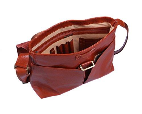 SageBrown Bag Tan Bag Tan Light Courier Courier SageBrown Light qH1WSn