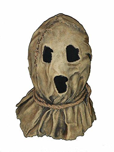 Trick or Treat Studios Dark Night Of The Scarecrow Halloween Mask One Size Brown