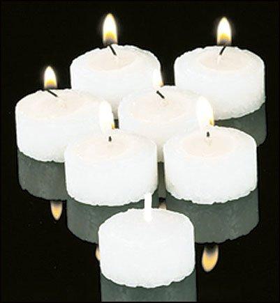 15-Hour Vigil Lights Devotional Candles - 1 7/16'' x 2-9/32'' High - 144 Candles Total