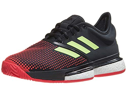 adidas Sole Court Boost Womens Tennis Shoe (7) 6b48c0d4d