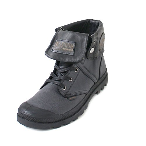 Palladium Baggy Pallabrouse Calzado negro L2 Hombres Boots qwCqxrO8