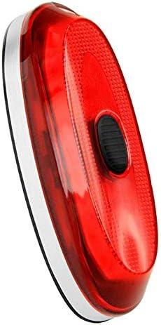 TOOGOO Luces de Bicicleta Lámpara Led de Bicicleta USB Recargable ...