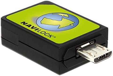 Navilock 60134 M/ódulo Receptor GPS USB, 88 Canales