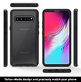 ShinyMax Galaxy S10 5G Clear Case,Samsung S10 5G