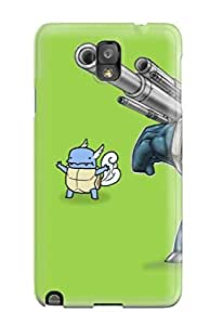 Waterdrop Snap-on Pokemon Case For Galaxy Note 3
