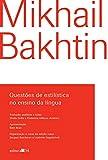 capa de Questões de Estilística no Ensino da Língua