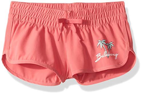 Billabong Girls Boardshort - Billabong Girls' Sol Searcher Volley Boardshort Party Pink Medium