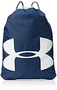 Under Armour Ozsee Sackpack, Blackout Navy/White, One Size
