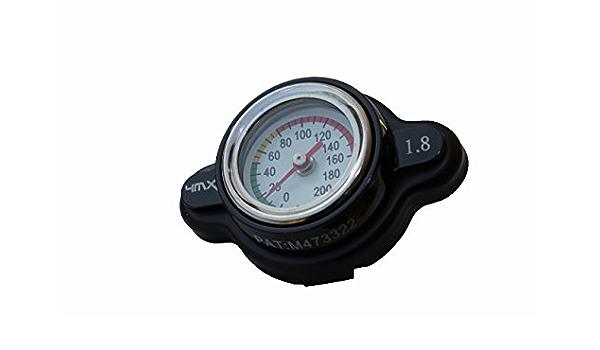 Tapón Radiador termómetro para Suzuki DRZ 400 SM 2005 – 2016 ...