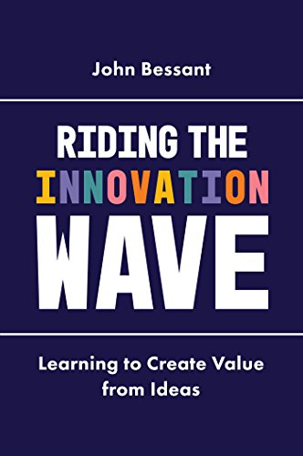 Amazon riding the innovation wave learning to create value riding the innovation wave learning to create value from ideas by bessant john fandeluxe Images