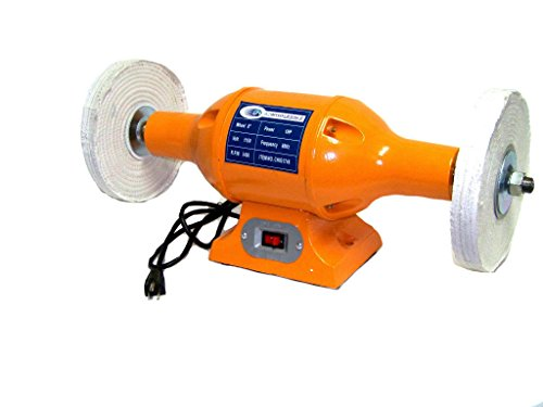Shaft Benchtop Buffer Polisher Grinder