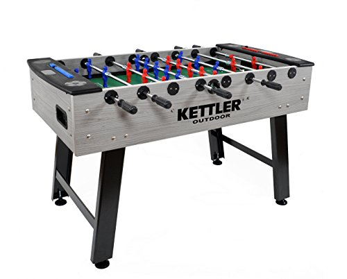 KETTLER Montecristo Outdoor Foosball Table Outdoor Foosball Table