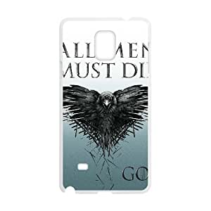 Game Of Thrones theme pattern design For Samsung Galaxy Note 4 Phone Case