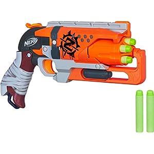 Nerf Zombie Strike Hammershot Blaster,...
