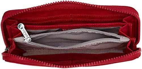 Kipling Rosso Portafogli Red Alia C radiant Donna fqfnzBa